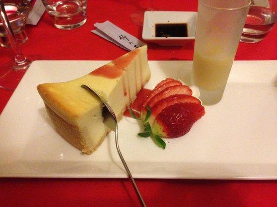 Sushilive : Ed ecco il dessert strepitoso!!!