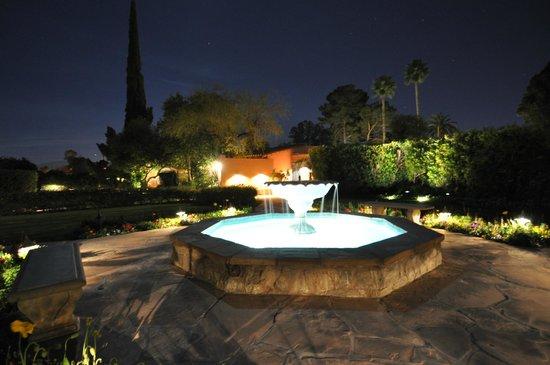 Arizona Inn: Soothing grounds