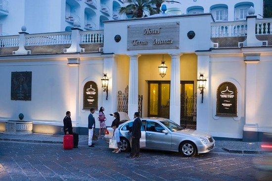 Terme Manzi Hotel & Spa : Exterior