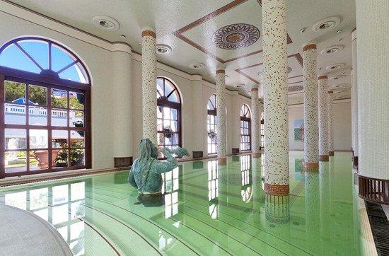 Terme Manzi Hotel & Spa: Internal Pool