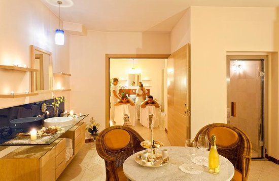 Terme Manzi Hotel & Spa: Terme Manzi Spa Experiences