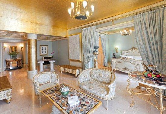 Terme Manzi Hotel & Spa: Suite Garibaldi Terme Manzi