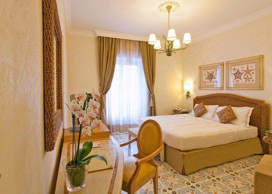 Terme Manzi Hotel & Spa: Deluxe Room Terme Manzi