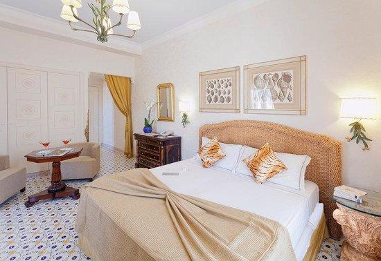 Terme Manzi Hotel & Spa: Prestige Room Terme Manzi