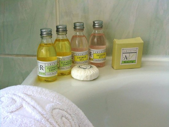 Abington Hotel: Bathroom Detail
