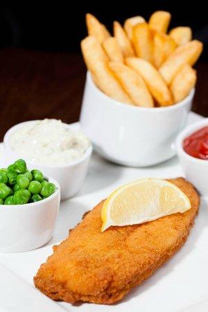 Abington Hotel : Dining