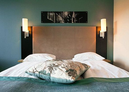 Quality Hotel Augustin : Guest room