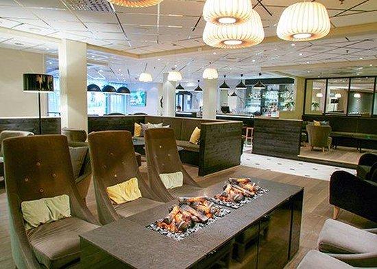 Quality Hotel Augustin : Lobby