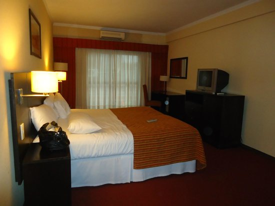 Duomi Plaza Hotel: Habitación