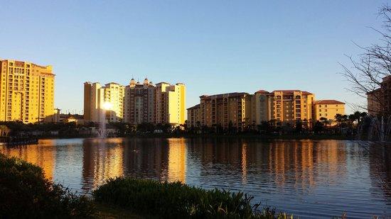 Wyndham Grand Orlando Resort Bonnet Creek: Parte de la Propiedad