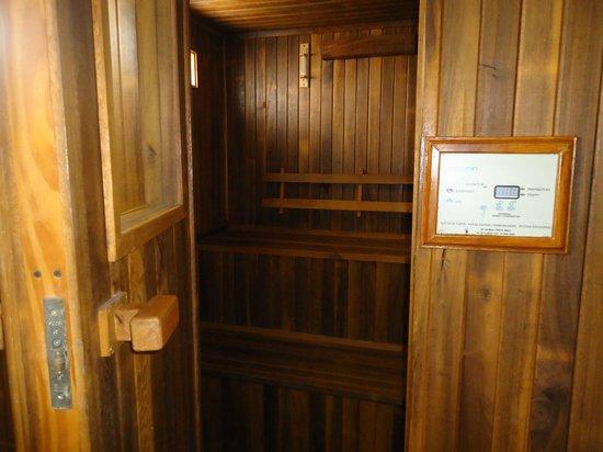 Duomi Plaza Hotel: Sauna