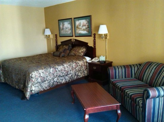 Days Inn Andalusia : very comftable room