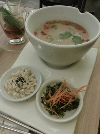 Veggie Planet: The porridge