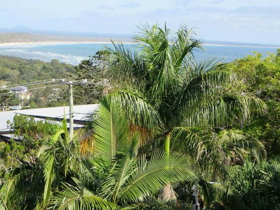 Bali Hai Apartments Noosa : Another view from balcony