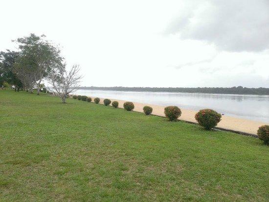 Baganara Island Resort: River