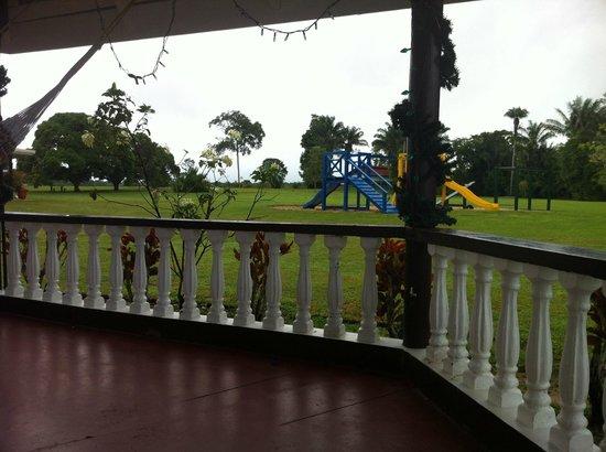 Baganara Island Resort: Gazebo