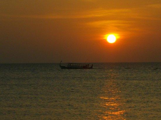 Fun Island Resort: tramonto