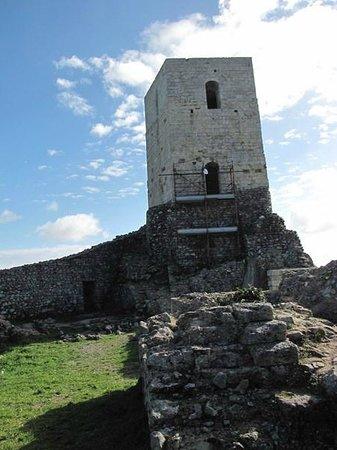 Osilo, Italy: Castello Malaspina