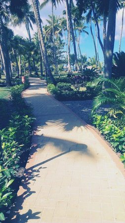 Grand Bahia Principe San Juan: Hotel Grounds