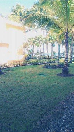 Grand Bahia Principe San Juan: Sea view from our room