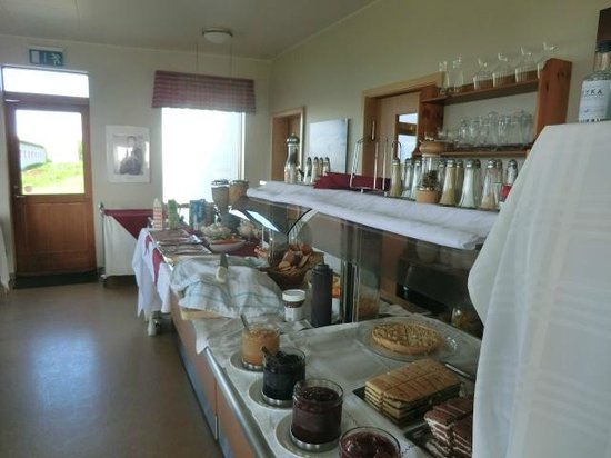 Hali Country Hotel: breakfast buffet
