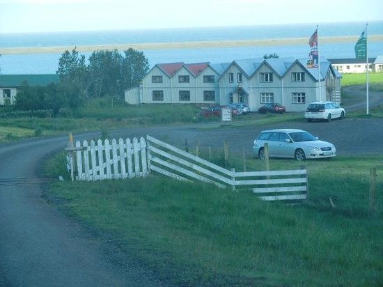 Hali Country Hotel: outside of hotel