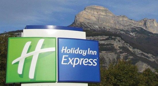 Holiday Inn Express Grenoble - Bernin : Scenery