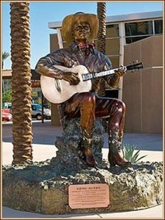 Autry Museum of the American West: the singing cowboy himself