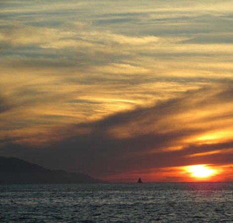 Villa del Palmar Beach Resort & Spa: Beautiful Sunsets