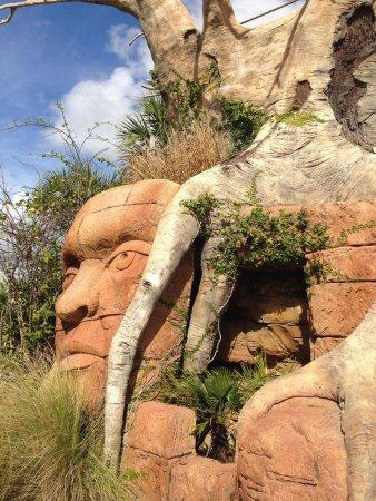 Congo River Golf: Artifacts?!