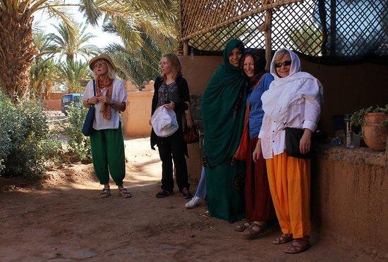 Dar Sidi Bounou : Outside the restaurant