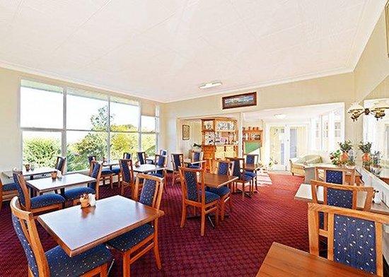 Comfort Inn North Shore: Restaurant