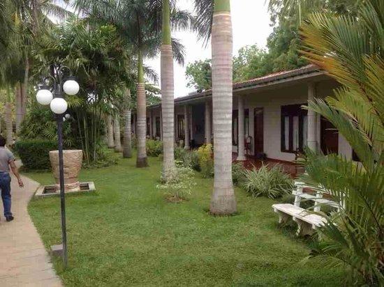 Hotel Chandrika: Garden type hotel