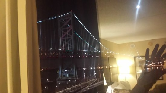 Holiday Inn Express Philadelphia E - Penns Landing: My view