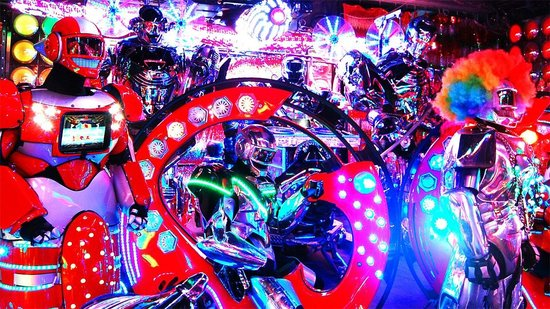 Photo of Performing Arts Venue Robot Restaurant at 歌舞伎町1-7-1, Shinjuku 160-0021, Japan
