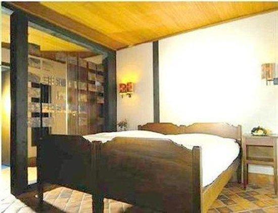 Hostellerie Sternen : Room