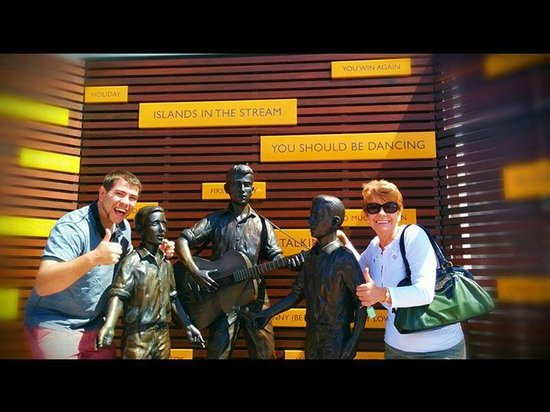 Bee Gees Way : A GREAT DAY OUT!