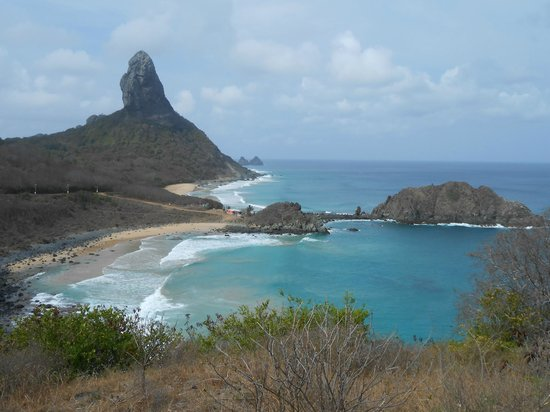 Fernando de Noronha Memorial: PLAYA DO MEIO.