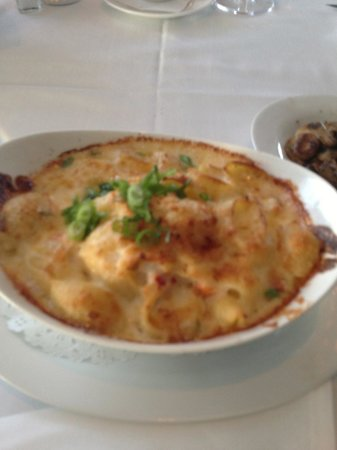 Vintage Bar & Grill: Lobster Mac-n-Cheese