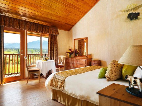 Echo Valley Ranch & Spa: Premium room