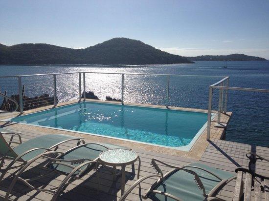 Lindbergh Bay Hotel and Villas: My private pool at Carib beach