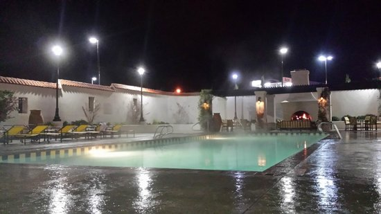 Hilton Garden Inn Las Cruces: Pool