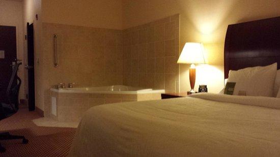 Hilton Garden Inn Las Cruces: Whirlpool suite