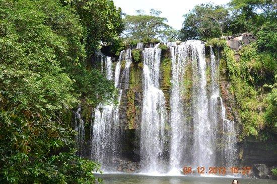 Hotel Riu Palace Costa Rica: Waterfa;;