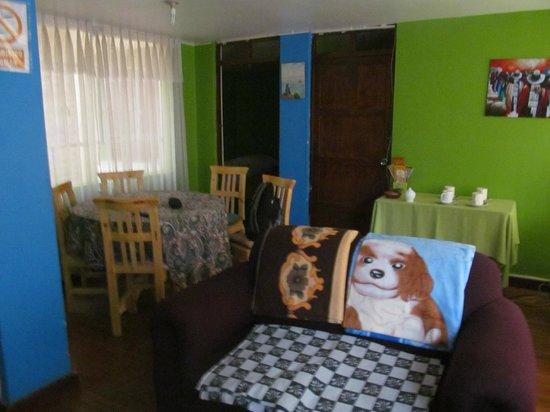 Inka's Rest: Habitación privada