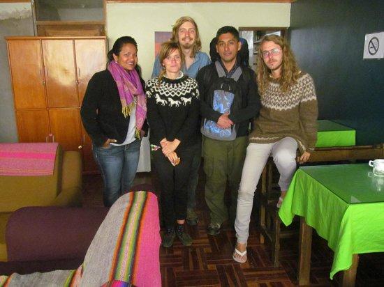 Inka's Rest: Comedor
