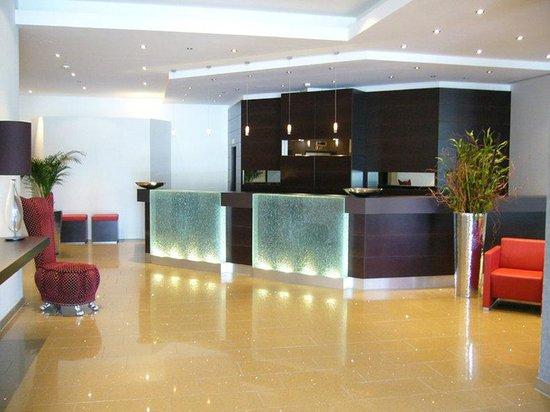 Feringapark Hotel : Lobby