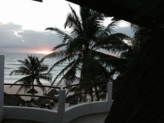 Amelie Tulum : View From the Room