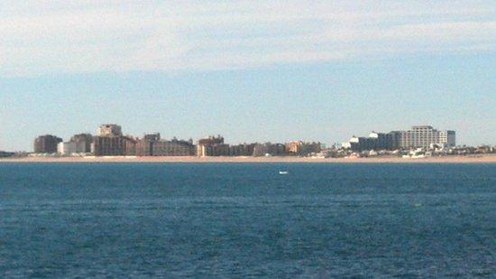 Las Palomas Beach & Golf Resort: View From Old Port