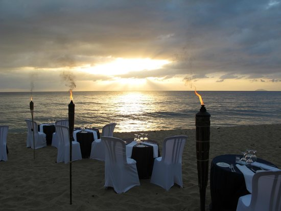 Rincon of the Seas Grand Caribbean Hotel: Awesome dinning experience!